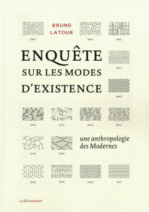 Enqute sur les modes d'existence